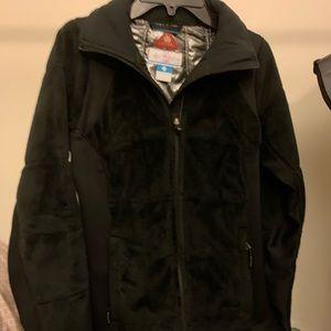 Columbia Lush Plush Jacket w/WARM DOTS Insulation